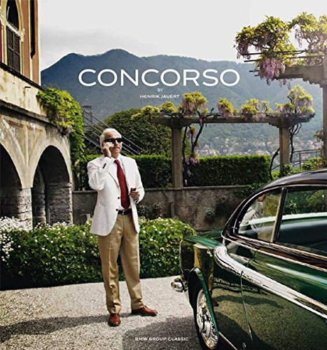 Concorso: An Unusual Photo Series about the World S Most Extravagant Oldtimer Rallye: Henrik Jauert