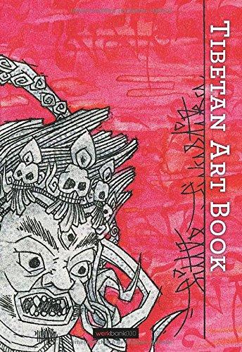 9783942860659: TIBETAN ART BOOK: Tibetische Kunst und buddhistische Ikonographie