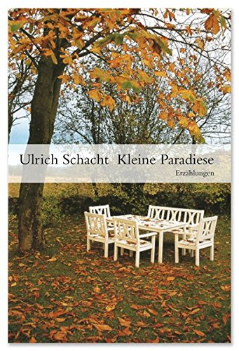 9783942955379: Kleine Paradiese: Erzählungen
