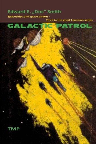 9783942961332: Galactic Patrol