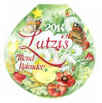 9783942966054: Lutzi's Mondkalender 2013, rund