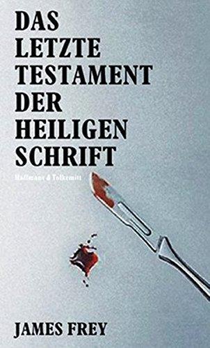 9783942989046: Das Letzte Testament der Heiligen Schrift
