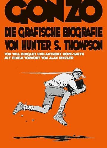 9783942989428: Gonzo: Die grafische Biografie von Hunter S. Thompson