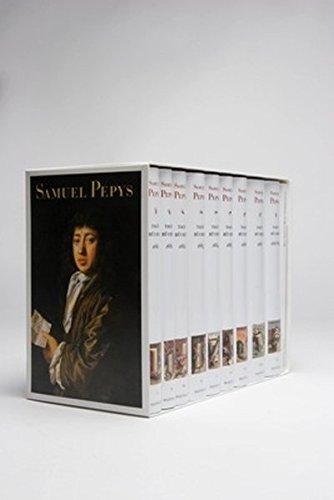 9783942990004: Die Tagebücher 1660-69