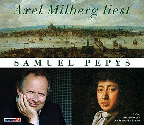 9783942990028: Axel Milberg liest Samuel Pepys