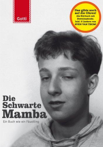 9783943045017: Die schwarte Mamba (limitiert)
