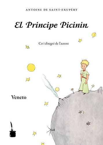 9783943052138: Principe piscinin. Testo veneto (El)