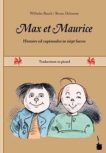 9783943052190: Max et Maurice