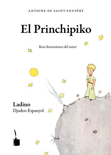 9783943052435: El Princhipiko (Der kleine Prinz - Judenspanisch/Ladino)