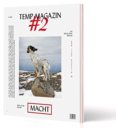 9783943061079: Temp Magazin 2: Thema