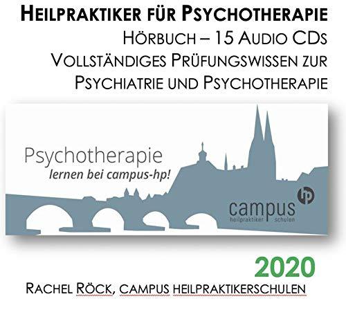 9783943076103: Campus Heilpraktikerschulen Regensburg, R: Heilpraktiker für