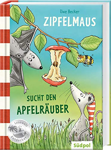 9783943086331: Zipfelmaus sucht den Apfelräuber