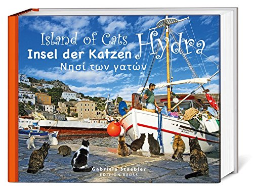 Island of Cats -- Hydra: Gabriela Staebler