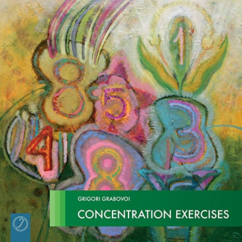 9783943110241: Concentration Exercises (Picture Book)