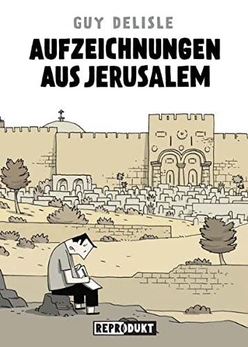 9783943143041: Aufzeichnungen aus Jerusalem