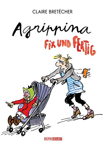 9783943143195: Agrippina - Fix und Fertig