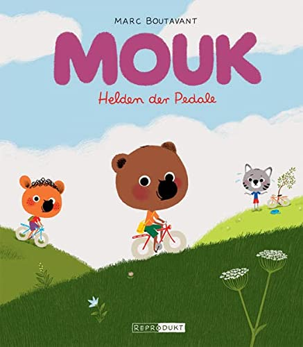 9783943143614: Mouk - Helden der Pedale