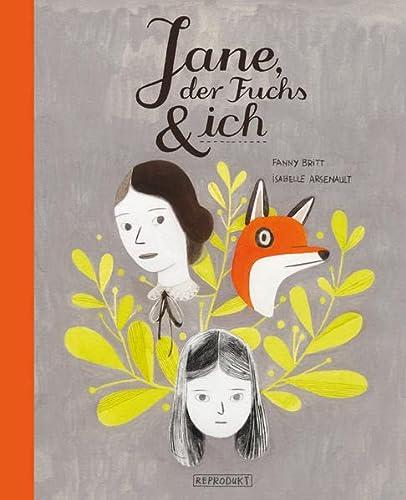 9783943143911: Jane, der Fuchs & ich