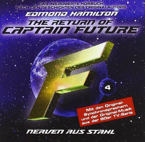 The Return of Captain Future 04: Nerven: Edmond Hamilton, Lars