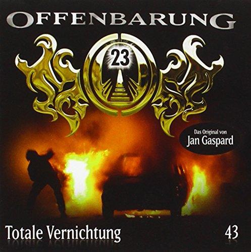 Offenbarung 23 - Totale Vernichtung (Offenbarung 23, #43): Jan Gaspard