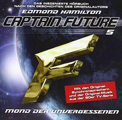 "The Return of Captain Future 05 ""Mond: Edmond Hamilton, Helmut"
