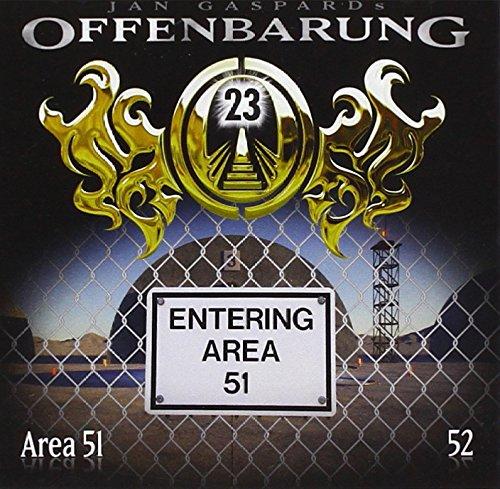 9783943166521: Offenbarung 23 - Folge 52: Area 51