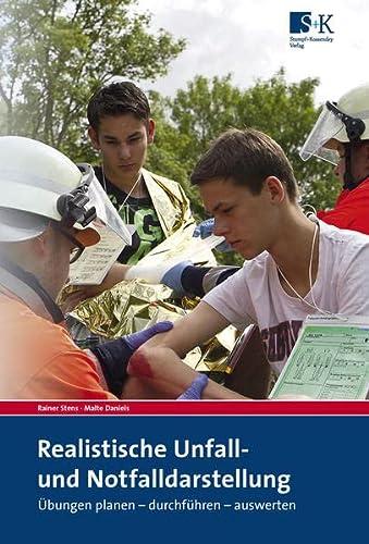 9783943174205: Realistische Unfall- und Notfalldarstellung