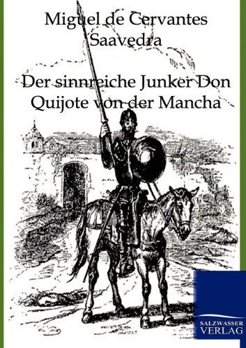 9783943185362: Der sinnreiche Junker Don Quijote von der Mancha