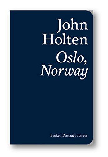 9783943196221: Oslo, Norway
