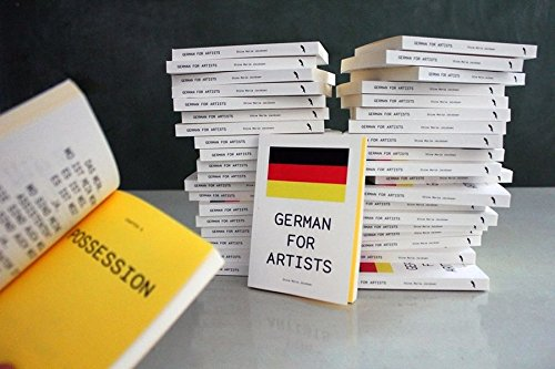 German for Artists: Stine Marie Jacobsen