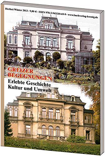 9783943210699: Greizer Begegnungen. Nr.2
