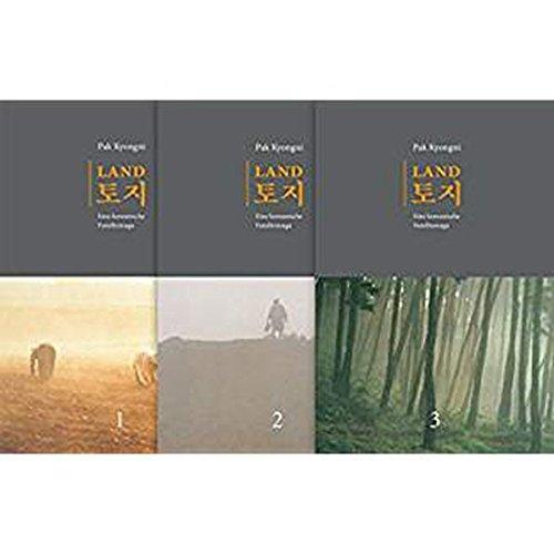 9783943213126: Land. Eine koreanische Familiensaga / Land 1, 2, 3: Eine koreanische Familiensaga - Sammelausgabe 3 Bände (1-3)