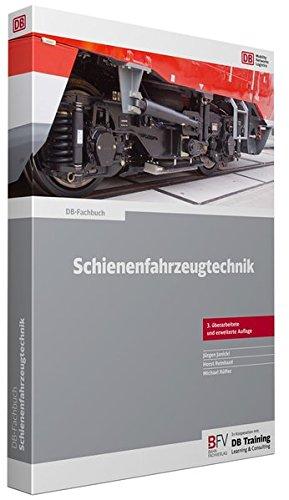 Schienenfahrzeugtechnik (DB-Fachbuch) [Dec 12, 2013] Janicki, Jürgen;
