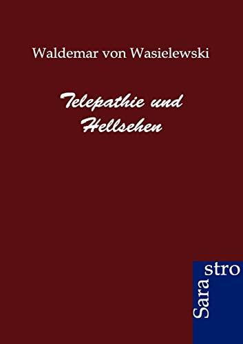 9783943233582: Telepathie und Hellsehen