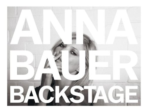 9783943287004: Anna Bauer: Backstage