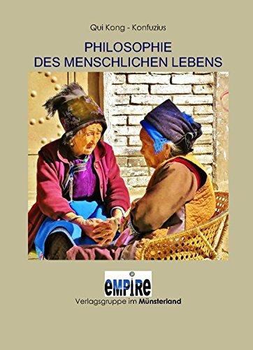 9783943312409: Philosophie des menschlichen Lebens: Münster 1812