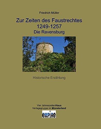 9783943312478: Die Ravensburg 1249-1257