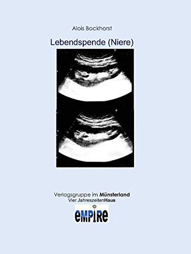 9783943312522: Lebendspende