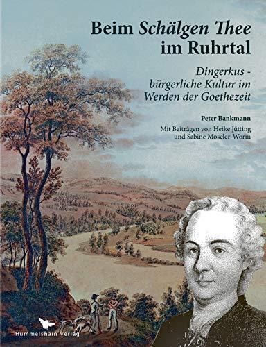 9783943322026: Beim Schälgen Thee im Ruhrtal (German Edition)