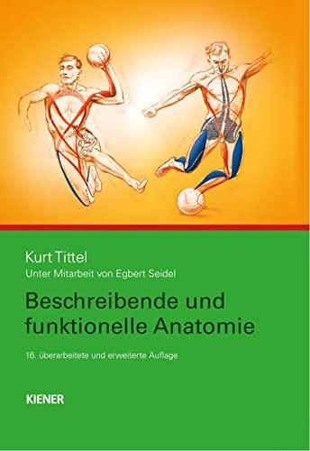 beschreibende und funktionelle anatomie von tittel - AbeBooks