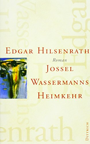 9783943334975: Jossel Wassermanns Heimkehr
