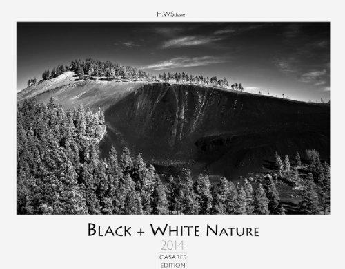 9783943339628: Black + White Nature 2014