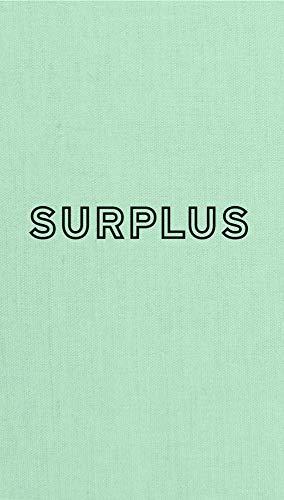 Surplus: Eriksen, Thomas Hylland; Heier, Marianne