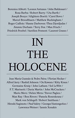 9783943365528: In the Holocene