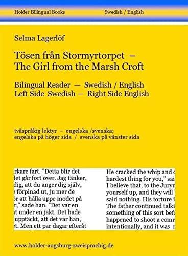 Tosen Fran Stormyrtorpet - The Girl from the Marsh Croft: Selma Lagerlof