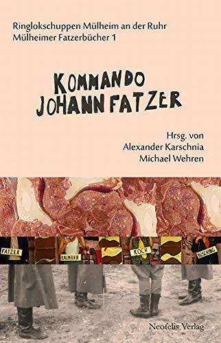 Kommando Johann Fatzer (Muelheimer Fatzerbuecher): Moritz Hannemann; Ulrike