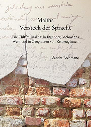 Malina - Versteck der Sprache: Sandra Boihmane