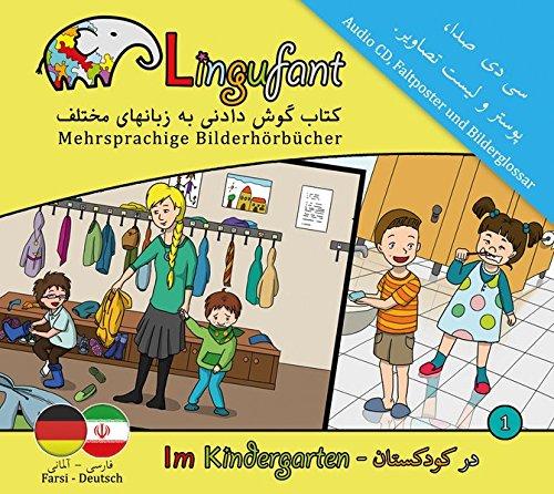 9783943426410: Lingufant - Im Kindergarten: Farsi - Deutsch