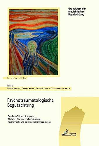 Psychotraumatologische Begutachtung: Holger Freytag