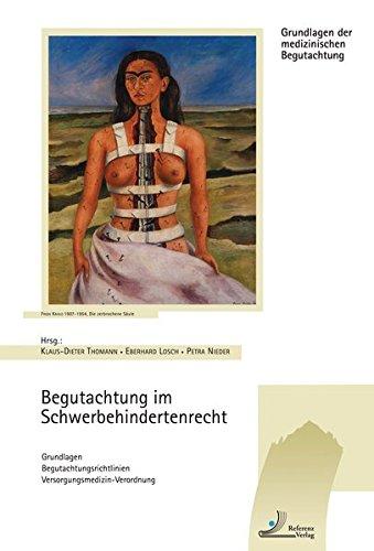 Begutachtung im Schwerbehindertenrecht: Klaus-Dieter Thomann